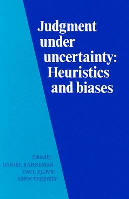 Judgment-Under-Uncertainty-Kahneman-Daniel-9780521284141