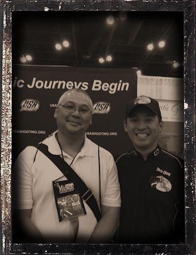 Chris Cheng NRA 2013