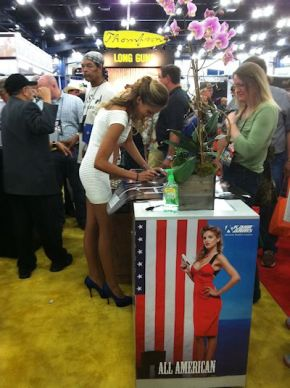 Reflections on 2013 National Rifle Association Annual Meeting (5 of 10): Women andGuns