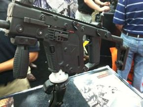 Reflections on 2013 National Rifle Association Annual Meeting (4 of 10): Guns, Gear,Gadgets
