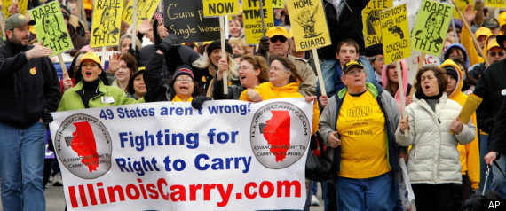 Illinois Concealed Carry Law Overview and Broader Story | Gun ...