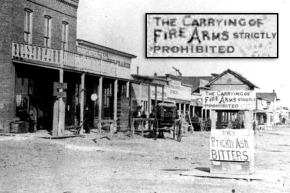 Hulu Original Series Quick Draw and the History of Concealed Carry in the Wild West