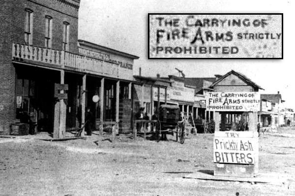 Dodge City 1878
