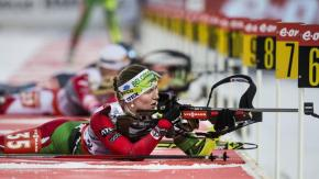 Bucket List Item: Skiing and Shooting (at the same time, i.e., biathalon)