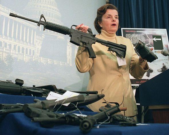 Dianne Feinstein Assault Weapon Ban 1994