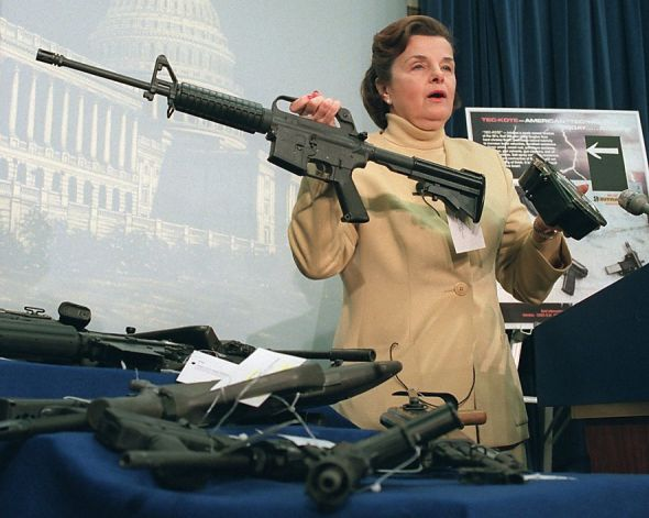 Dianne Feinstein Assault Weapon Ban 1994