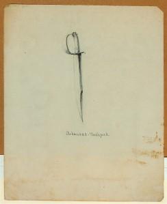 Arkansas Toothpick