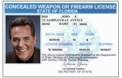Florida Concealed Weapon License Application Information ...