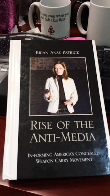 Rise of the Anti-Media Book Cover