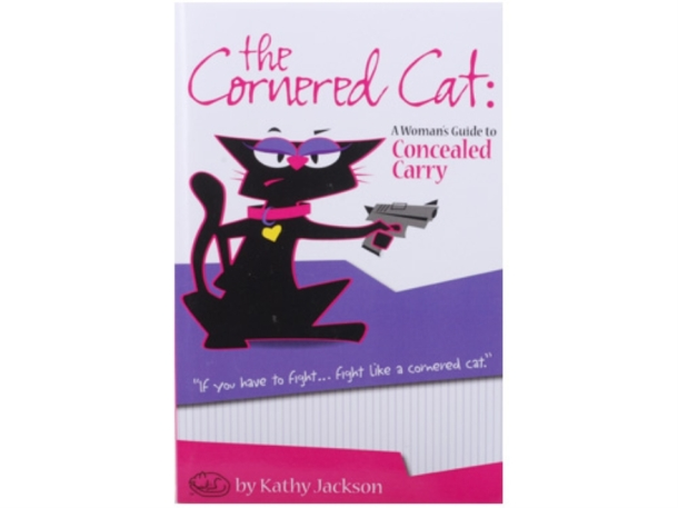 Cornered Cat Book Cover