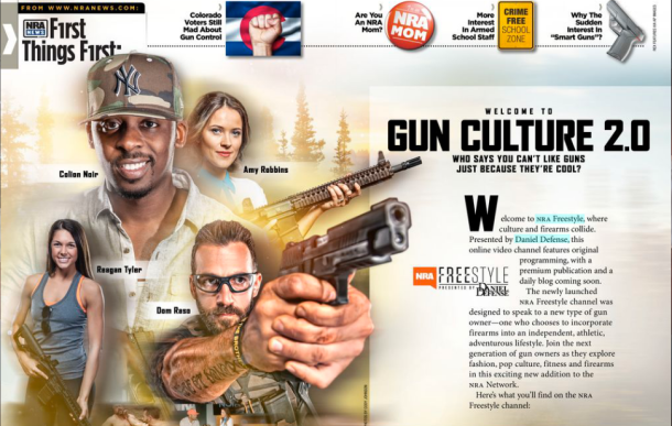 From http://www.nranews.com/home/document/welcome-to-gun-culture-2-0