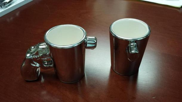 Revolver Espresso Cups
