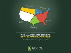 Faith and Firearms in the 2014 Baylor ReligionSurvey
