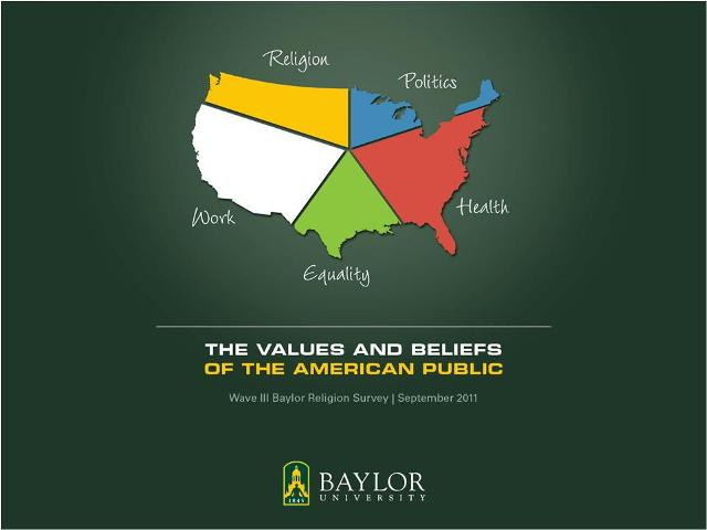 Baylor Religion Survey 2011