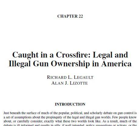 From M.D. Krohn, et al. (eds.), Handbook on Crime and Deviance (Springer, 2009).