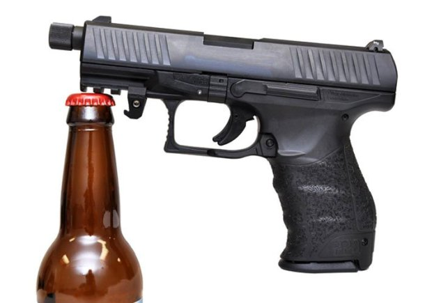 Tactical Bottle Opener