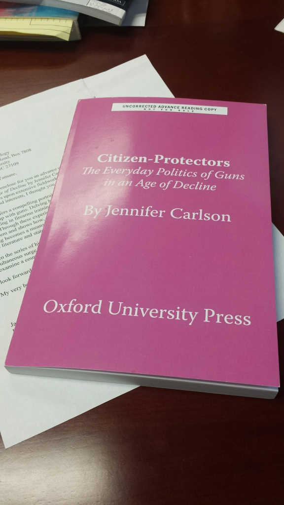 Citizen-Protectors Advance Copy
