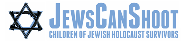 Jews Can Shoot Logo