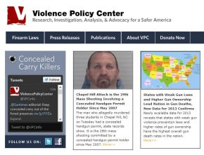 What is Worse, The Violence Policy Center or the New York Times Editorial Board?