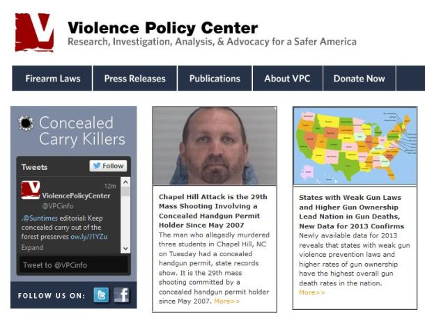 Violence Policy Center