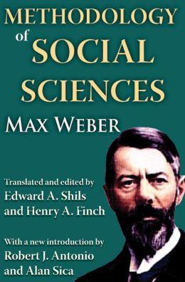 Weber Methodology Book Cover