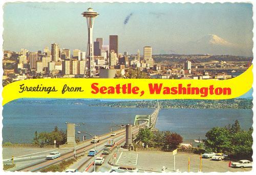 Greetings from Seattle Washington