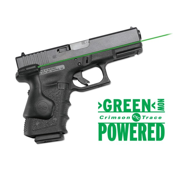 Crimson Trace Green Laser