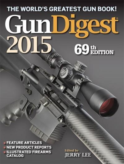 Gun Digest Annual 2015