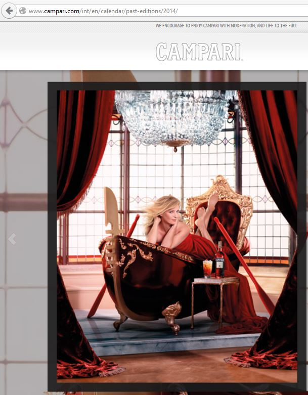 Campari Screen Shot