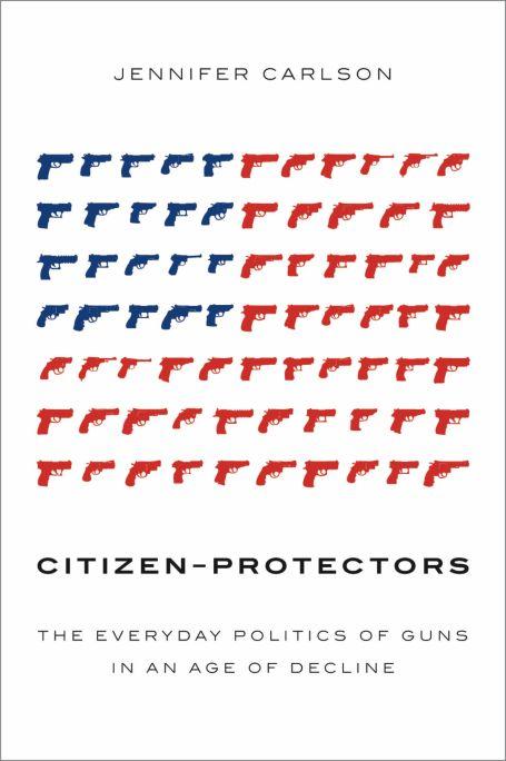 Carlson Citizen Protectors Cover