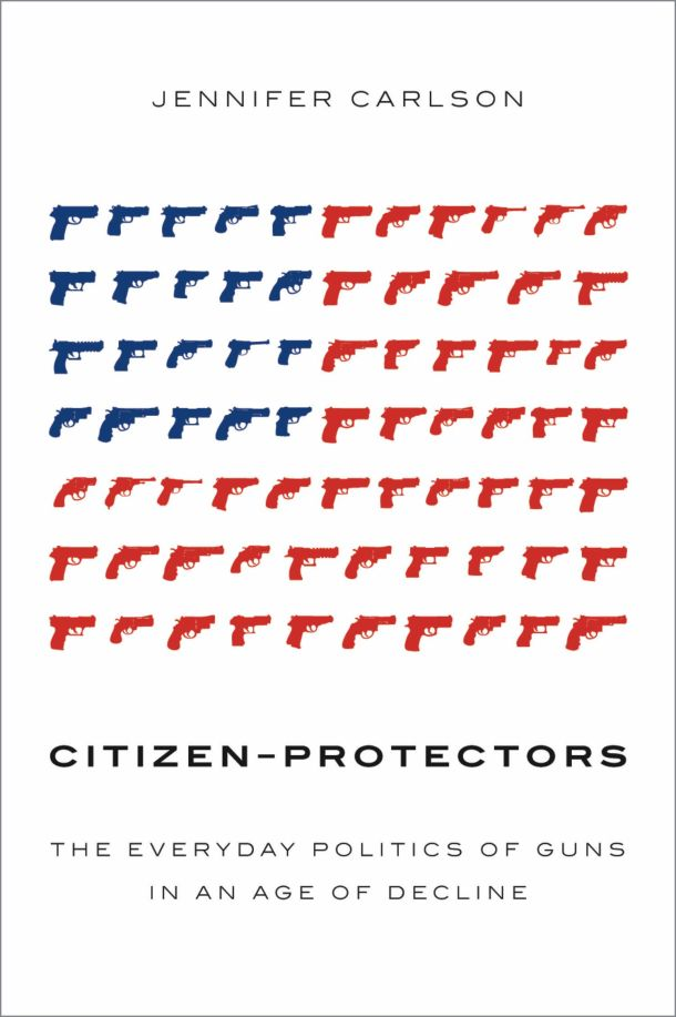 Carlson Citizen Protectors Cover