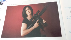 First Woman in 54 Years to Appear on Cover of Guns & Ammo: Good and Bad