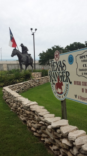 A Visit to the Texas Rangers Museum in Waco, Texas