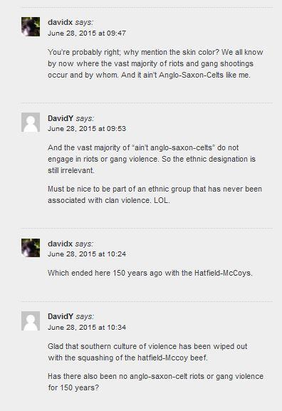 TTAG Pride Commentws