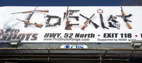 Gun Shop Guest Speaker in Sociology of GunsClass