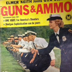 Women on the Covers of Gun Magazines