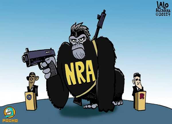 NRA-Gorilla