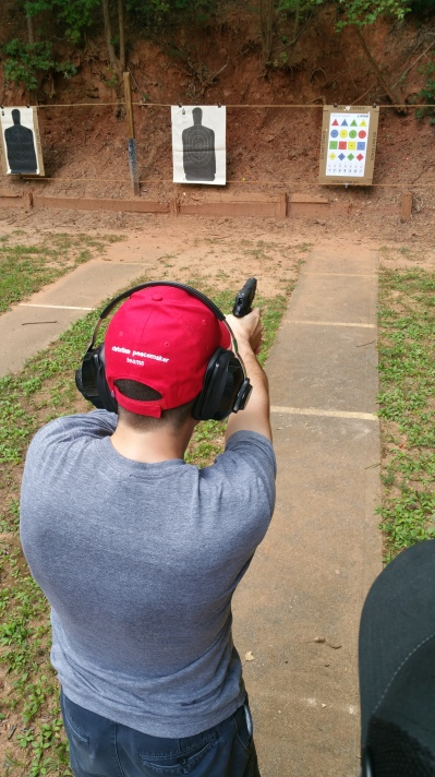 On the range aug 15 3