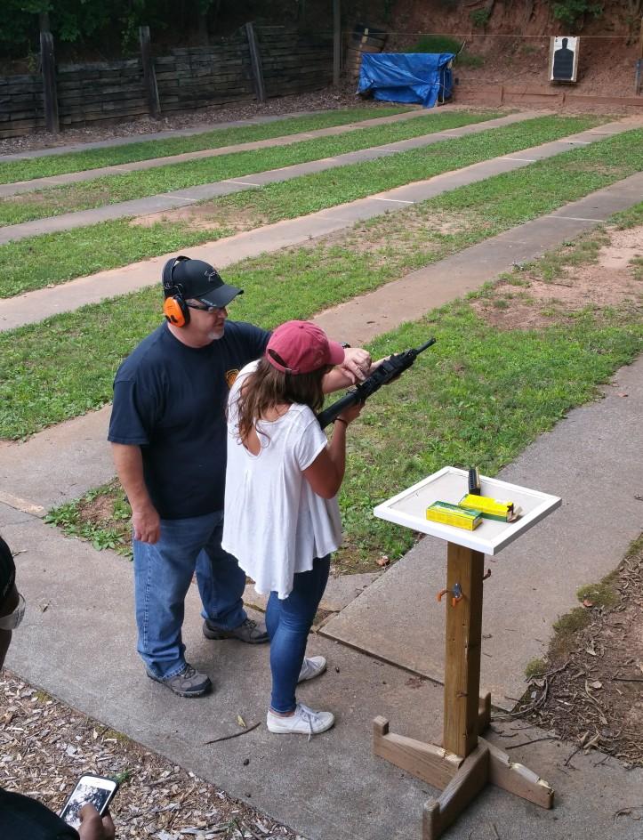 On the range aug 15 5