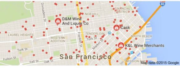 liquor stores in san francisco