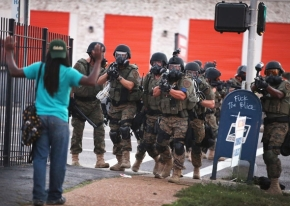 Domestic Militarization: How Paramilitary Policing is Subverting the Citizenship of Black Americans by Hayden Abene