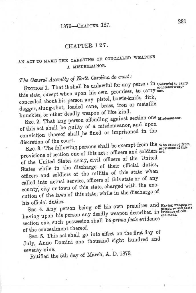 1879 Laws and Resolutions of North Carolina_Page_2