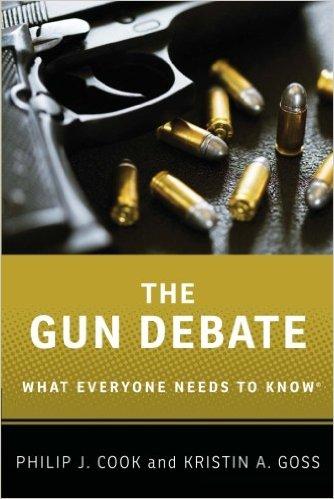Cook and Goss Gun Debate