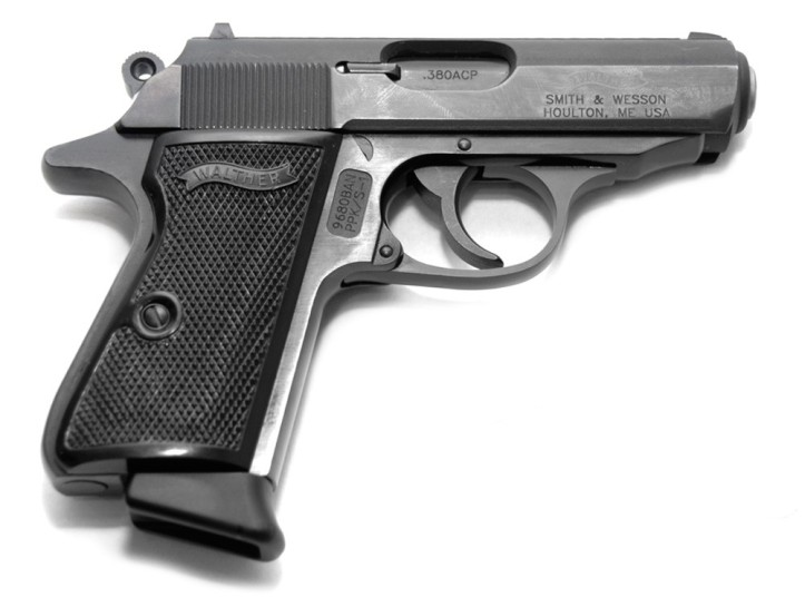 Walther PPK/S .380 Auto Pistol