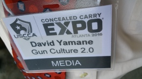 USCCA Concealed Carry Expo Day 1: Brief Report
