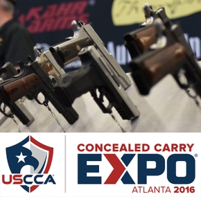 On My Way to the USCCA Concealed Carry Expo, Atlanta, Georgia, April 29 – May 1