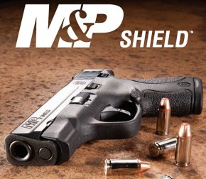 Smith & Wesson M&P Shield Gender Neutral Gun Advertisement