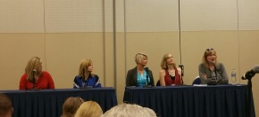 Women's Panel Discussion at the USCCA Concealed Carry Expo