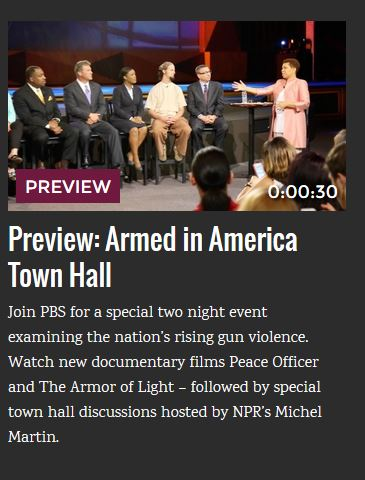 PBS Town Hall