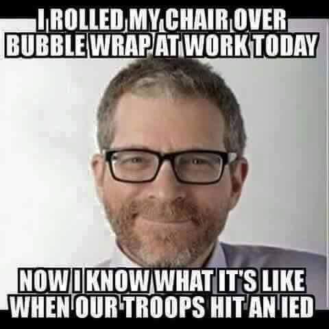 Kuntzman Bubble Wrap